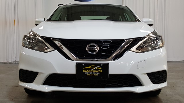 2017 NISSAN SENTRA SV for sale at Tradewinds Motor Center