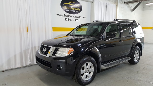 2009 NISSAN PATHFINDER SE for sale at Tradewinds Motor Center