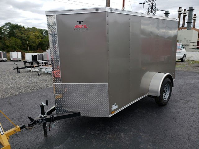 2019 ANVIL 5 X 10 ENCLOSED  for sale at Mull's Auto Sales