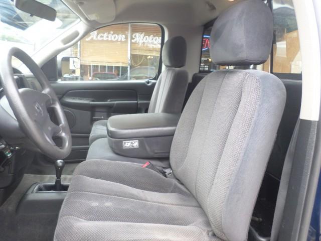 2003 DODGE RAM 3500 ST for sale at Action Motors