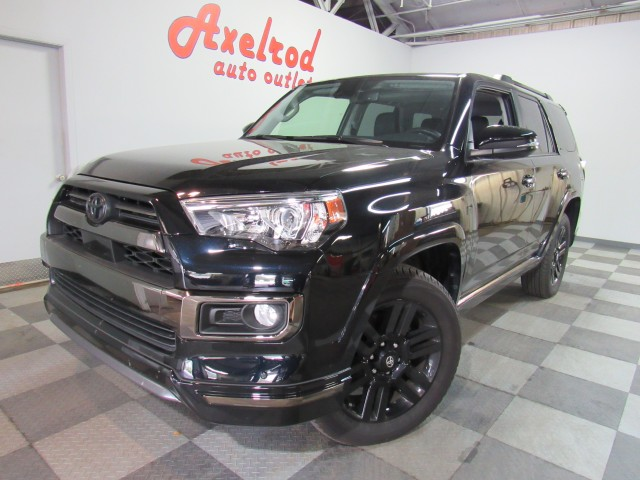 2020 Toyota 4Runner Limited Nightshade Edition 4WD