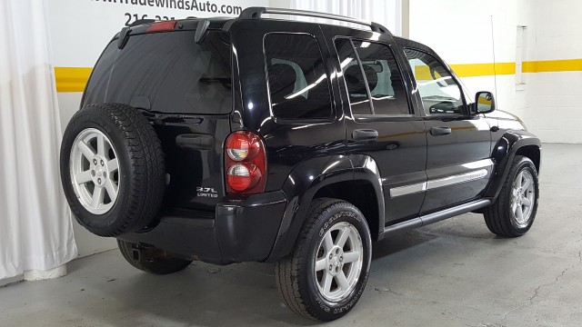 2007 JEEP LIBERTY LIMITED for sale at Tradewinds Motor Center