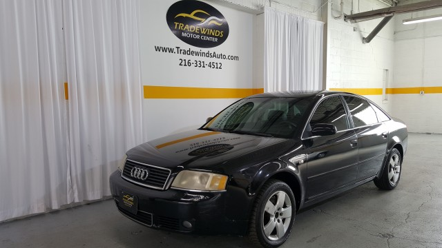 2004 AUDI A6 3 for sale at Tradewinds Motor Center