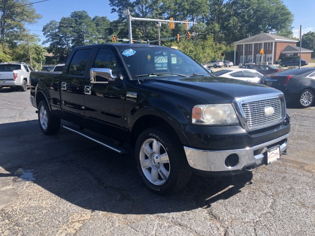 2007 FORD F150 SUPERCREW for sale at Action Motors