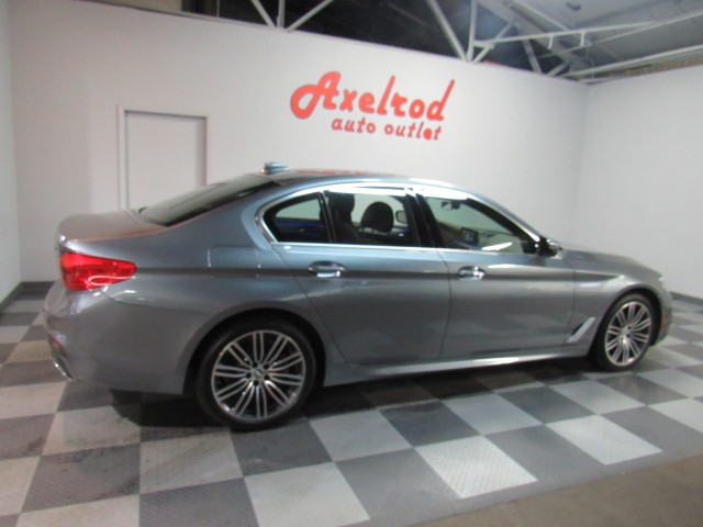 2018 BMW 5-Series 530i xDrive in Cleveland