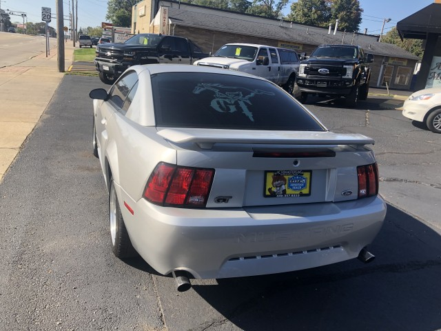 2002 FORD MUSTANG GT for sale at Action Motors
