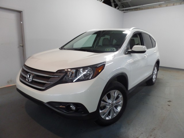 2014 Honda CR-V EX-L 4WD 5-Speed AT with Navigation