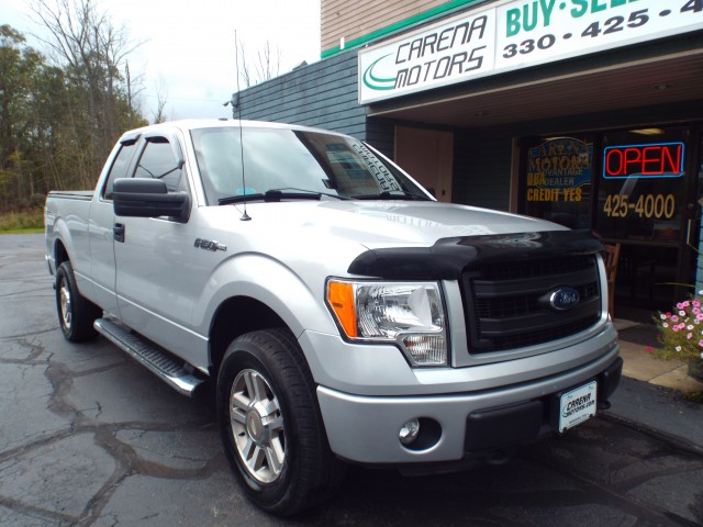 2013 FORD F150 for sale at Carena Motors
