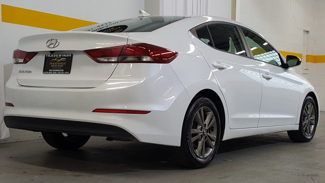 2018 HYUNDAI ELANTRA SEL for sale at Tradewinds Motor Center