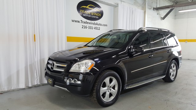 2011 MERCEDES-BENZ GL 450 4MATIC for sale at Tradewinds Motor Center