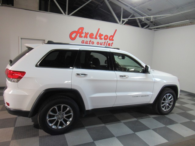 2014 Jeep Grand Cherokee Limited 4WD in Cleveland