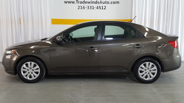 2011 KIA FORTE EX for sale at Tradewinds Motor Center