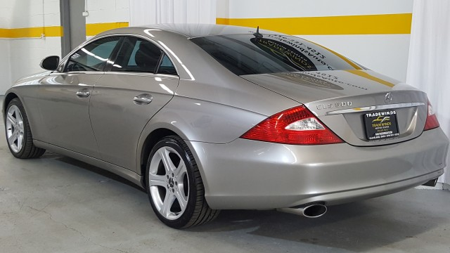 2006 MERCEDES-BENZ CLS 500C for sale at Tradewinds Motor Center