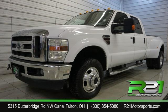2012 Ford F-350 SD Lariat SuperCab Long Bed 4WD for sale at R21 Motorsports