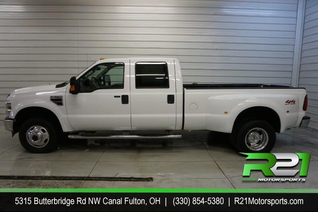 2010 Ford F-350 SD King Ranch Crew Cab Long Bed DRW 4WD for sale at R21 Motorsports