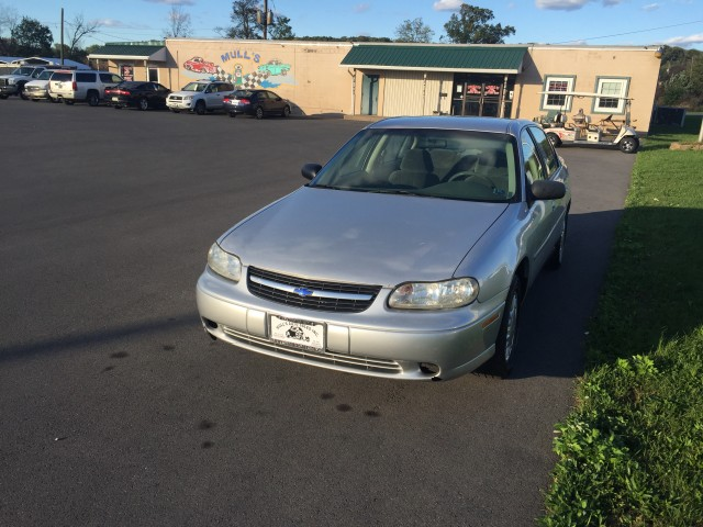 2003 Chevrolet Malibu Base for sale at Mull's Auto Sales
