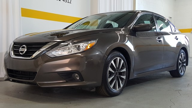 2017 NISSAN ALTIMA 2.5 SV for sale at Tradewinds Motor Center