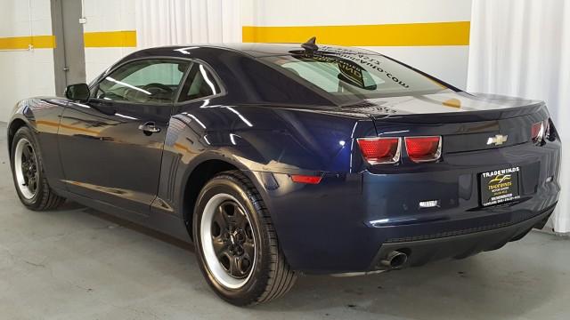 2010 CHEVROLET CAMARO LT for sale at Tradewinds Motor Center