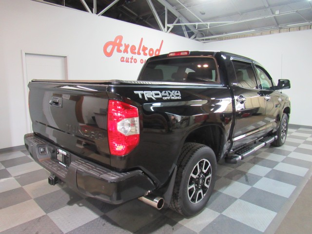 2015 Toyota Tundra Limited 5.7L FFV CrewMax 4WD in Cleveland