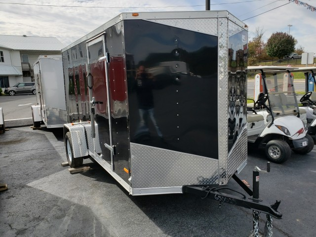 2019 RC 6 X 12 ENCLOSED  for sale at Mull's Auto Sales