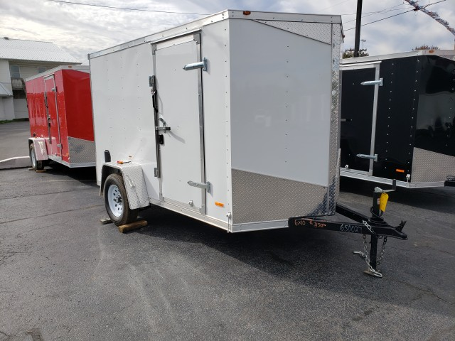 2019 RC 6 X 10 ENCLOSED  for sale at Mull's Auto Sales