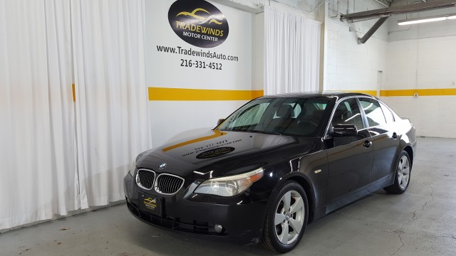 2007 BMW 530 XI for sale at Tradewinds Motor Center