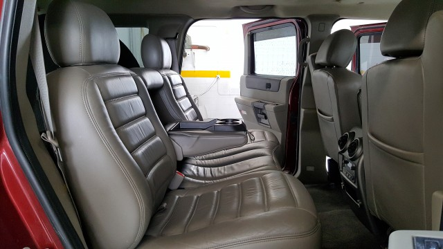 2003 HUMMER H2 LUXURY for sale at Tradewinds Motor Center