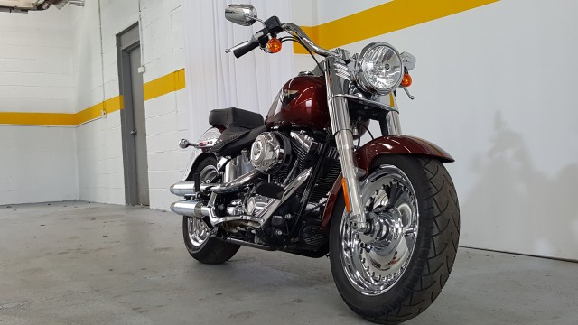 2009 HARLEY FLSTF -FAT BOY  for sale at Tradewinds Motor Center