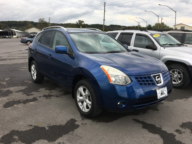 2008 Nissan Rogue S AWD for sale at Mull's Auto Sales