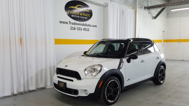 2011 MINI COOPER S COUNTRYMAN for sale at Tradewinds Motor Center