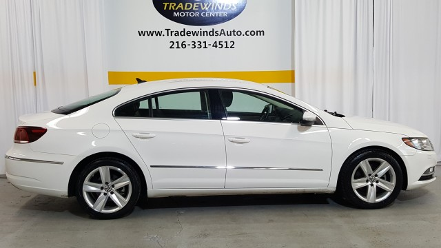 2013 VOLKSWAGEN CC SPORT for sale at Tradewinds Motor Center