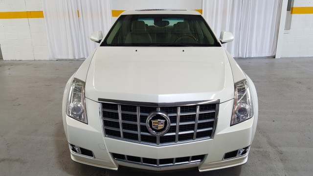 2012 CADILLAC CTS PREMIUM COLLECTION for sale at Tradewinds Motor Center