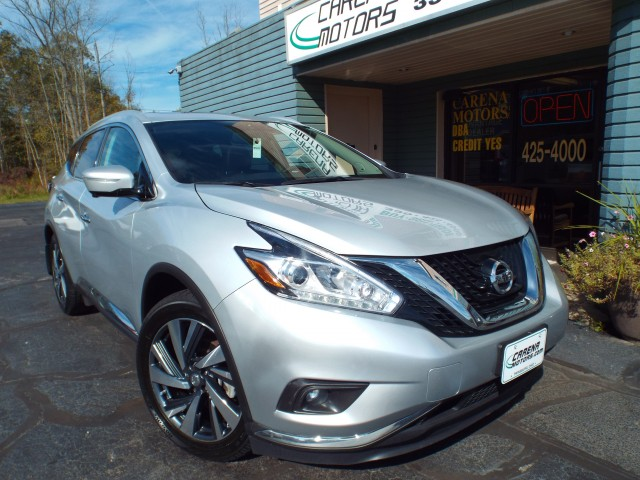 2015 NISSAN MURANO PLATINUM for sale in Twinsburg, Ohio
