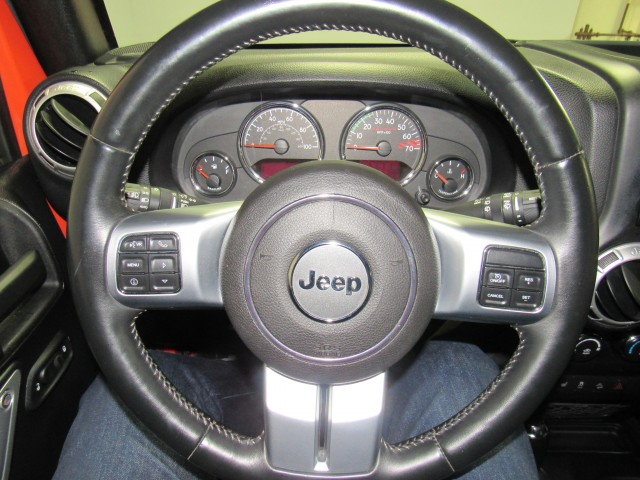 2015 Jeep Wrangler Unlimited Rubicon 4WD in Cleveland