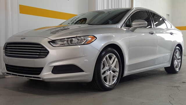 2016 FORD FUSION SE for sale at Tradewinds Motor Center