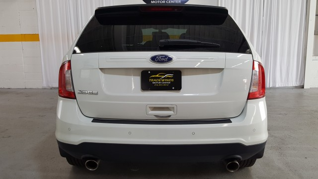 2011 FORD EDGE SE for sale at Tradewinds Motor Center