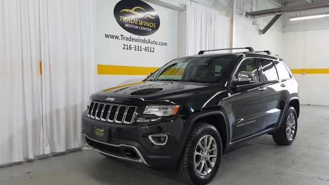 2014 JEEP GRAND CHEROKEE LIMITED for sale at Tradewinds Motor Center