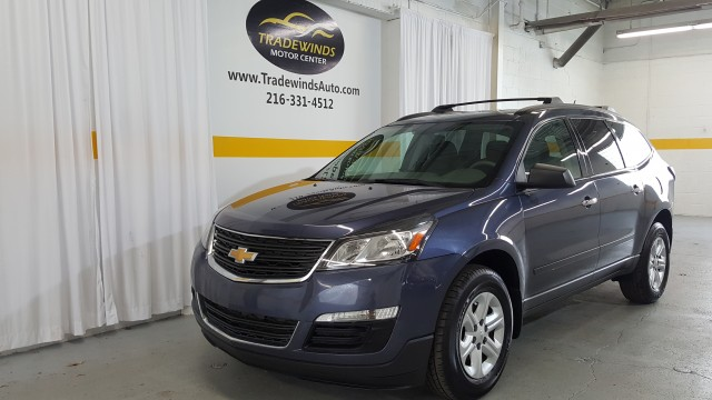 2013 CHEVROLET TRAVERSE LS for sale at Tradewinds Motor Center