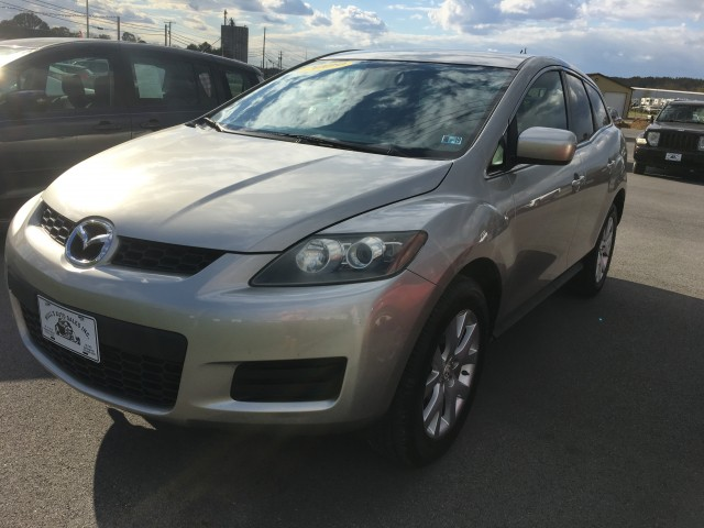 2009 Mazda CX-7 Grand Touring FWD for sale at Mull's Auto Sales