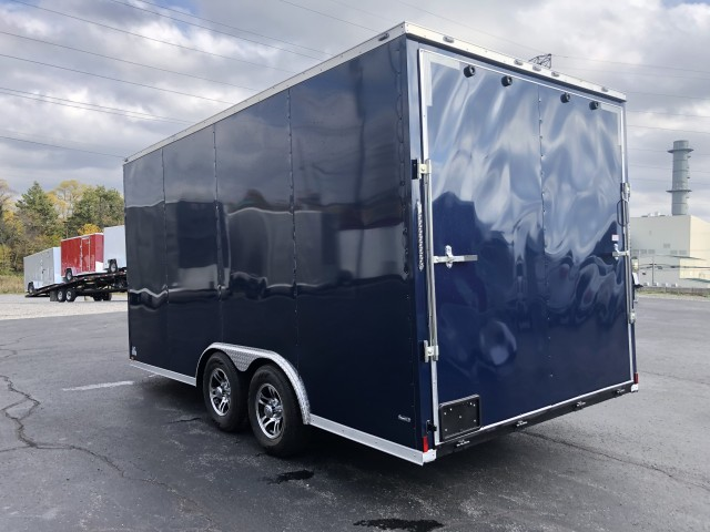 2021 ANVIL 8.5 X 16 ENCLOSED  for sale at Mull's Auto Sales