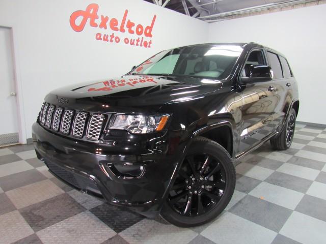 2018 Jeep Grand Cherokee Altitude Edition  4WD