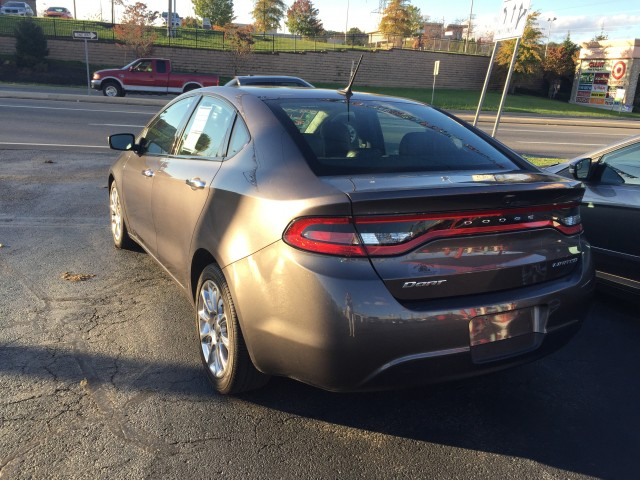 2015 Dodge Dart Limited for sale at Mull's Auto Sales