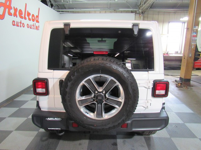2019 Jeep Wrangler Unlimited Sahara in Cleveland