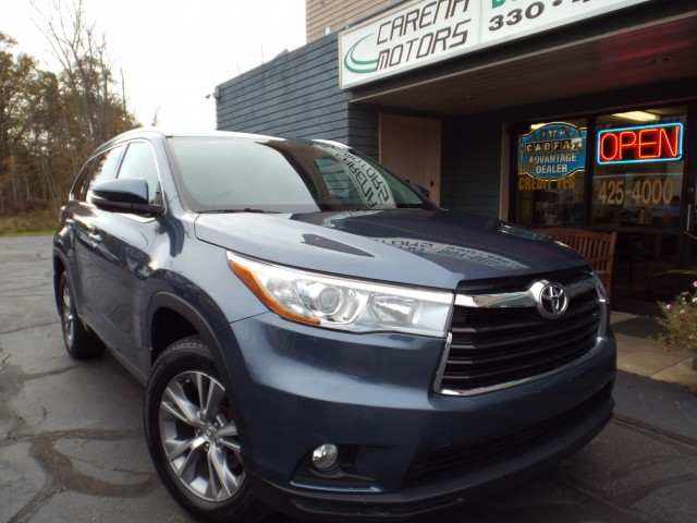 2015 TOYOTA HIGHLANDER for sale at Carena Motors