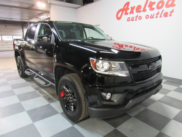 2019 Chevrolet Colorado LT Crew Cab 4WD Short Box in Cleveland