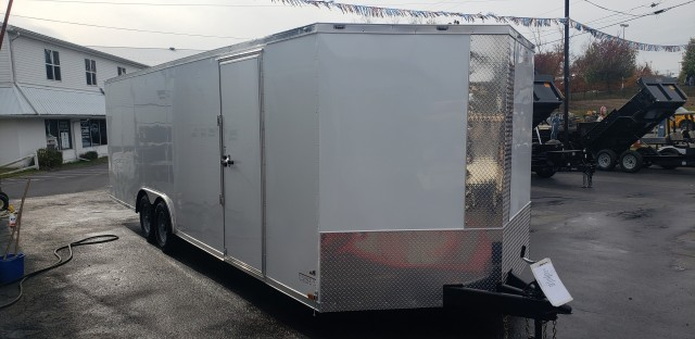 2020 ANVIL 8.5 x 24 enclosed  for sale at Mull's Auto Sales