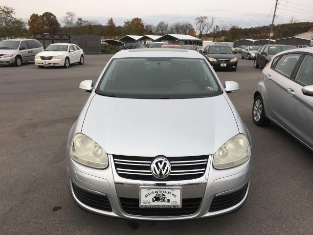 2008 Volkswagen Jetta Wolfsburg Edition PZEV for sale at Mull's Auto Sales