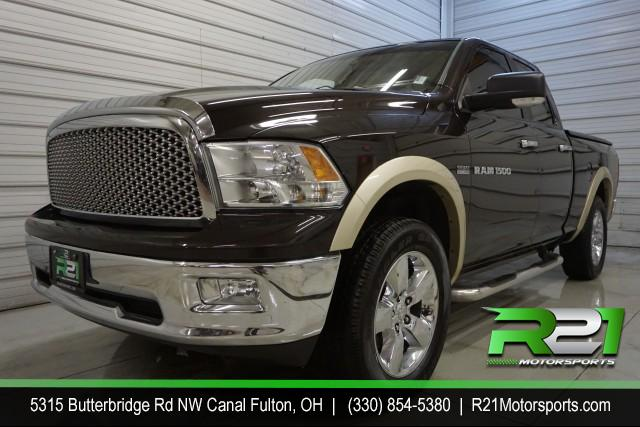 2018 RAM 1500 SLT Crew Cab SWB 4WD--INTERNET SALE PRICE ABSOLUTELY ENDS SATURDAY NOVEMBER 23RD!! for sale at R21 Motorsports