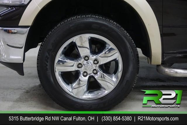 2011 RAM 1500 LARAMIE CREW CAB 4WD -- INTERNET SALE PRICE ENDS SATURDAY FEBRUARY 22ND!! for sale at R21 Motorsports
