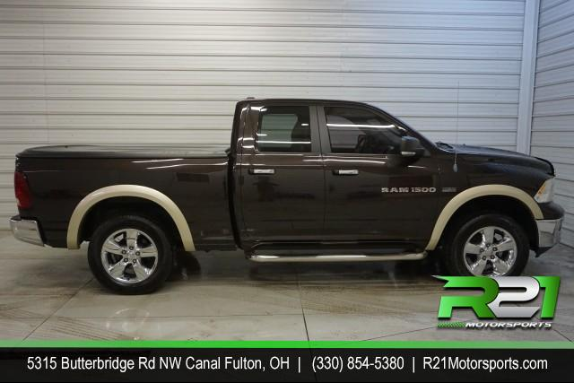 2011 RAM 1500 LARAMIE CREW CAB 4WD -- INTERNET SALE PRICE ENDS SATURDAY JANUARY 18TH for sale at R21 Motorsports